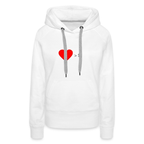 Social Business Shirt - Frauen Premium Hoodie