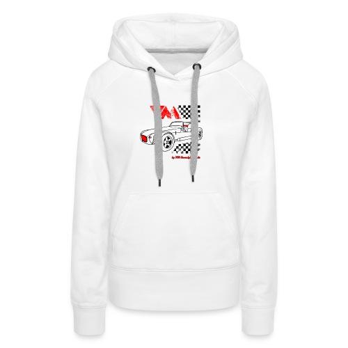 77 vm schwarz - Frauen Premium Hoodie