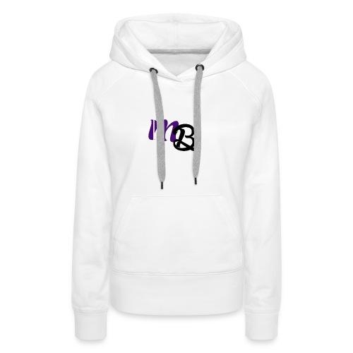 Youtube Merchandise Miranda Bos_YT - Women's Premium Hoodie