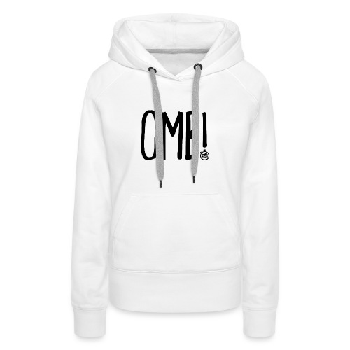 OMB LOGO - Women's Premium Hoodie