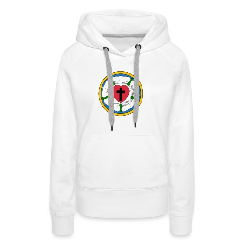 Luther Rose - Women's Premium Hoodie