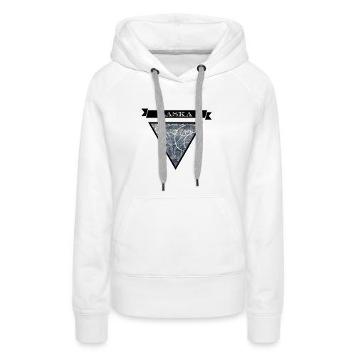 Laska - Sweat-shirt à capuche Premium pour femmes