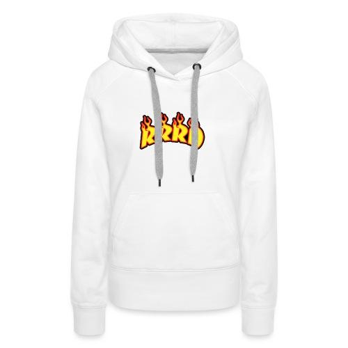 rrrd - Sweat-shirt à capuche Premium pour femmes