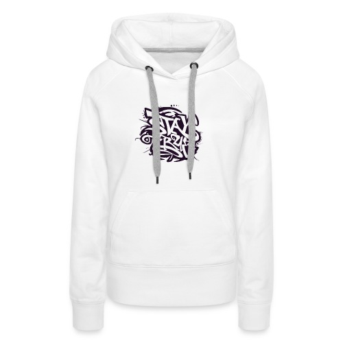 STAY TRUE - Sweat-shirt à capuche Premium pour femmes