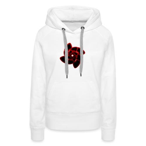 Rose ~ - Frauen Premium Hoodie