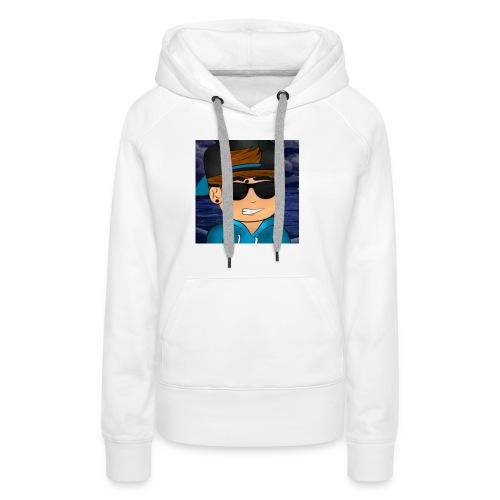 GameDeur Merch - Vrouwen Premium hoodie