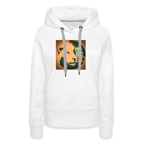 Lyon jjb v.d.r - Sweat-shirt à capuche Premium pour femmes