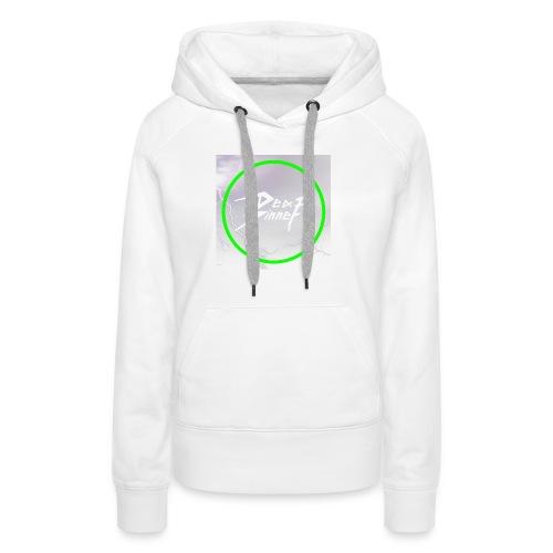 Logo_Blitz - Frauen Premium Hoodie