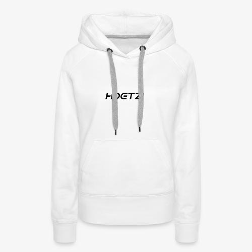 HOETZI - Frauen Premium Hoodie