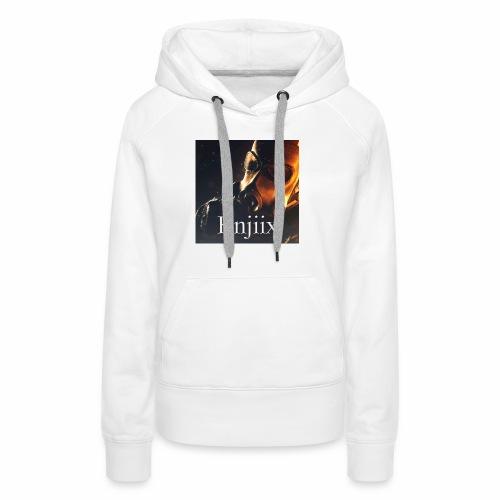 Bnjiix Boutique - Sweat-shirt à capuche Premium pour femmes