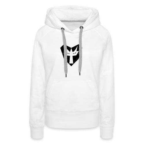 trans png - Vrouwen Premium hoodie
