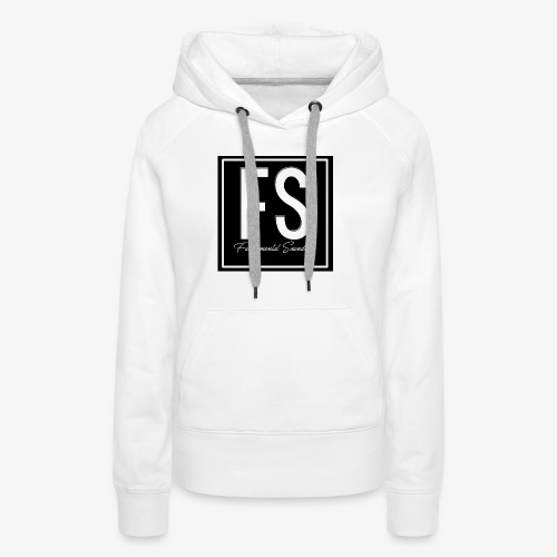 Fundamental Sounds Logo - Women's Premium Hoodie