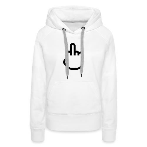 F - OFF - Vrouwen Premium hoodie