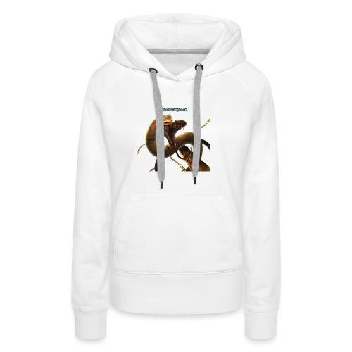 Snake - Sweat-shirt à capuche Premium pour femmes