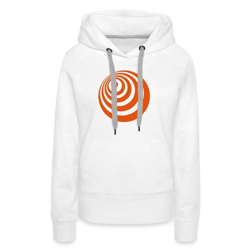 trompete spreadshirt - Frauen Premium Hoodie
