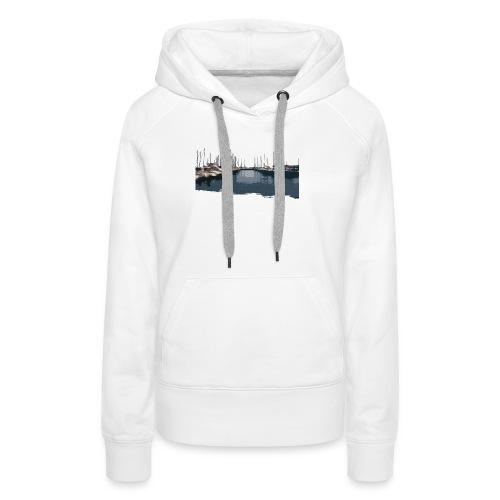 Schiffe - Frauen Premium Hoodie