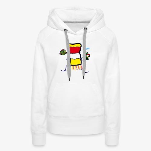 Oeteldonk Kiel - Vrouwen Premium hoodie