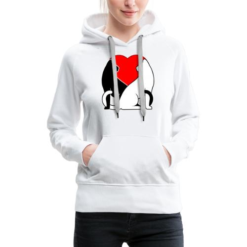 Cats in Love - Women's Premium Hoodie