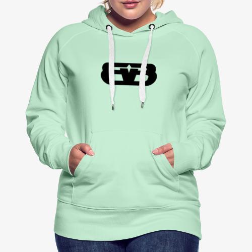 Bigbird - Sweat-shirt à capuche Premium pour femmes