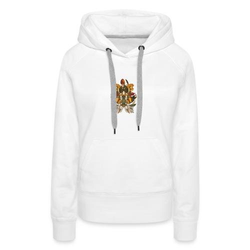 Plants - Sweat-shirt à capuche Premium pour femmes