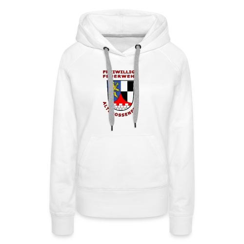 Logo_Adf - Frauen Premium Hoodie