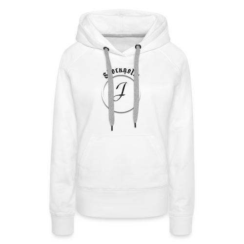 J27eo3 collection - Premiumluvtröja dam