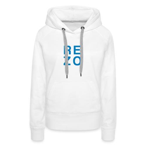 Rezo for president - Frauen Premium Hoodie