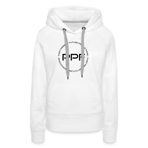 PPF Music Logo Black - Women's Premium Hoodie