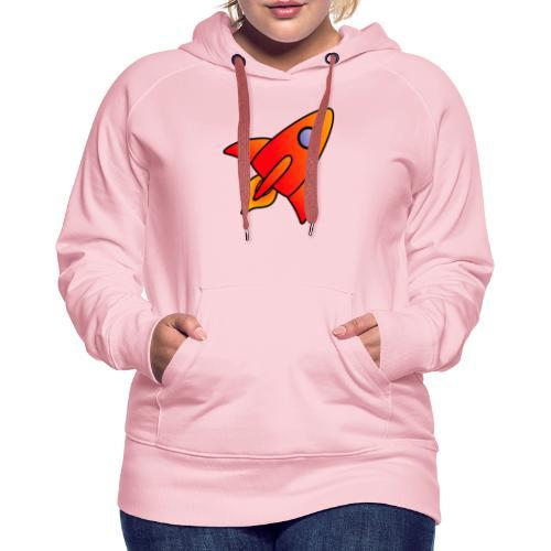 Red Rocket - Women's Premium Hoodie