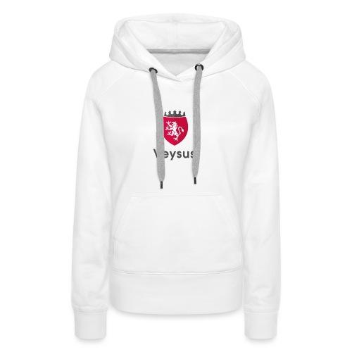 Veysus Let`s Play - Frauen Premium Hoodie
