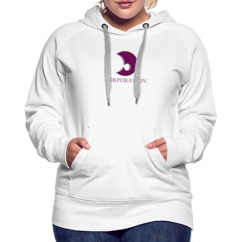 cororatopm - Sudadera con capucha premium para mujer
