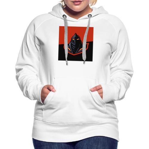 DeF Clan logo - Premium hettegenser for kvinner