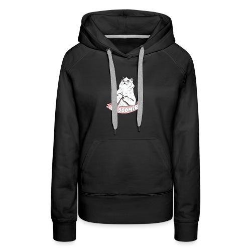 OK Boomer Cat Meme - Women's Premium Hoodie