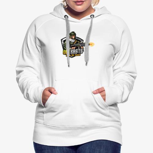 OutKasts [OKT] Logo 2 - Women's Premium Hoodie