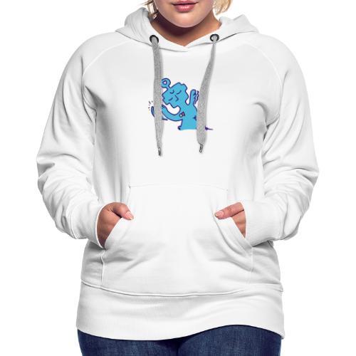 Entité Apaisante - Sweat-shirt à capuche Premium pour femmes