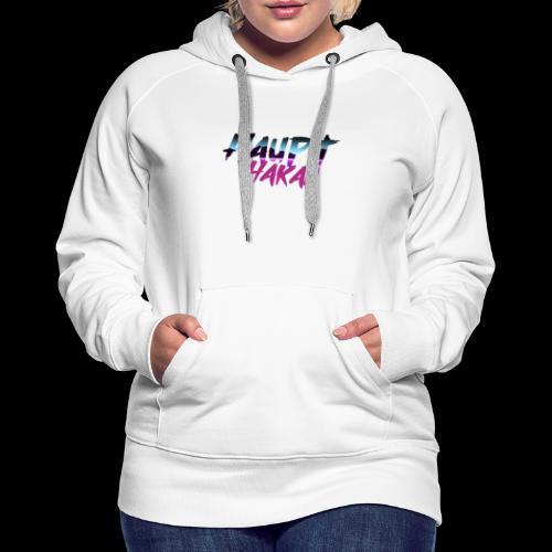 HauptHakan - Frauen Premium Hoodie
