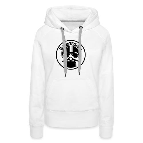 logo NAKED1 - Vrouwen Premium hoodie