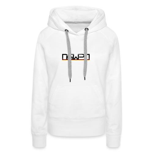 DGWPD Logo 1 - Frauen Premium Hoodie