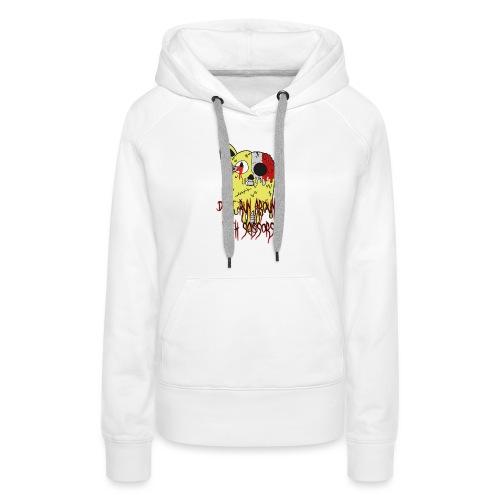 Dont Run Around With Scissors Original - Vrouwen Premium hoodie