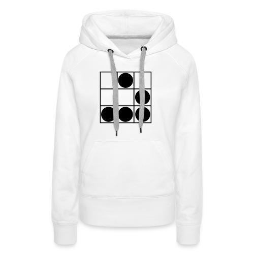 Glider - Das Hacker Community Symbol - Women's Premium Hoodie