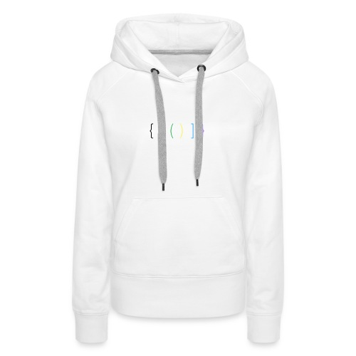 The Brackets - Women's Premium Hoodie