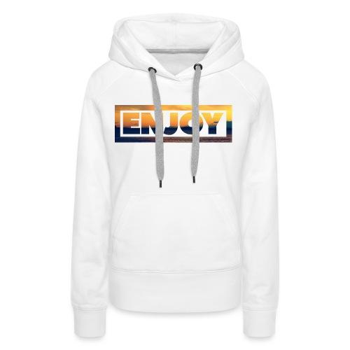 ENJOY | Gschmeidig - Frauen Premium Hoodie