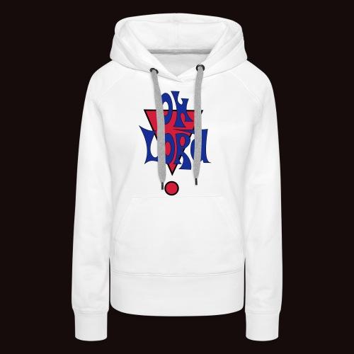 ohlord - Vrouwen Premium hoodie