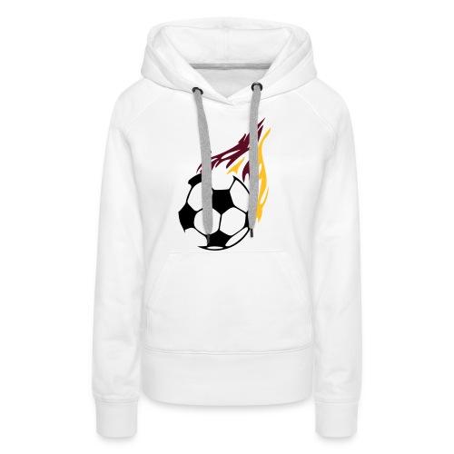 Football - Women's Premium Hoodie
