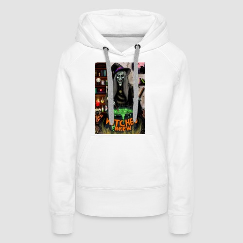 The Witch - Women's Premium Hoodie