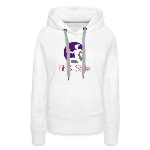 Fit & Style shirt - Vrouwen Premium hoodie
