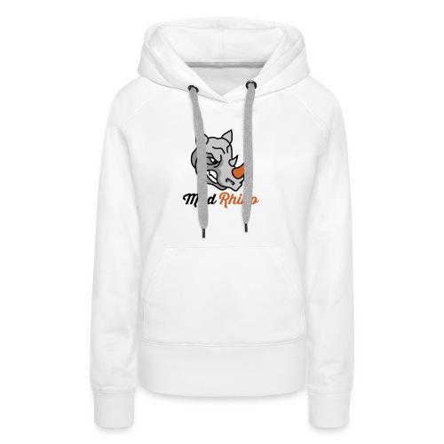 Mad Rhino - Women's Premium Hoodie