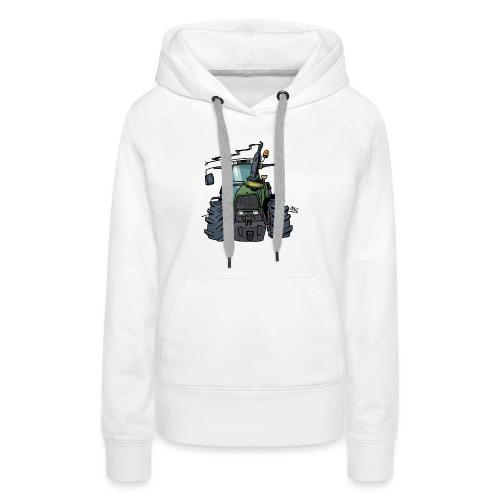 0224 F 3089 - Vrouwen Premium hoodie