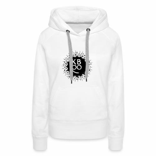 KOBO. - Vrouwen Premium hoodie