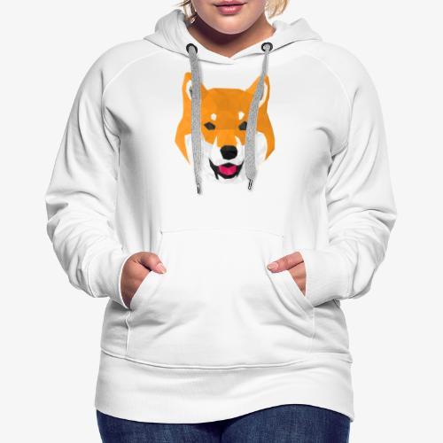 Shiba Dog - Sweat-shirt à capuche Premium pour femmes